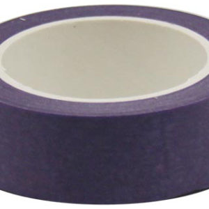 4A Masking Tape,0.6 x 10-inches,Purple, 1 roll