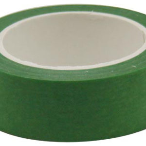 4A Masking Tape,0.6 x 10-inches,Green, 1 roll